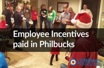 Employee Incentives and rewards for employees of Lieberman Technologies