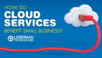 Cloud services benefit small business