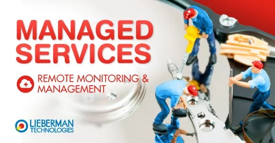 Managed Services remote monitoring and management