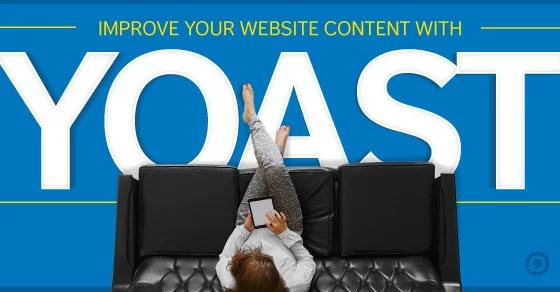 improve website content readability with the yoast plugin