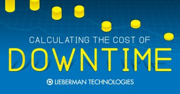 How to calculate the cost of downtime