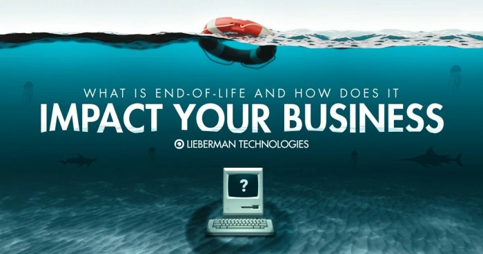 What Is End-of-Life and How Does It Impact Your Business?
