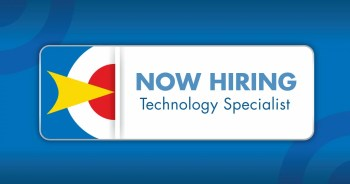 Now Hiring Technology Specialist