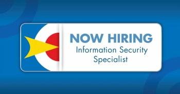 Job Posting - Information Security Specialist