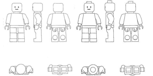 EuG: Lego-Figuren sind als 3-D-Marke geschützt