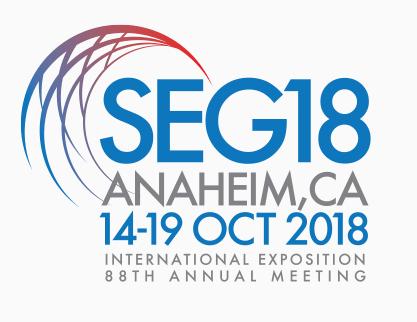LTrace @ SEG Annual Meeting 2018