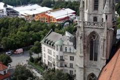St. Pauls Kirche und Hippodrom