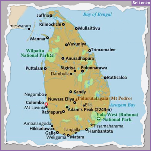 Destination Sri Lanka The Spice Island Paradise Of The