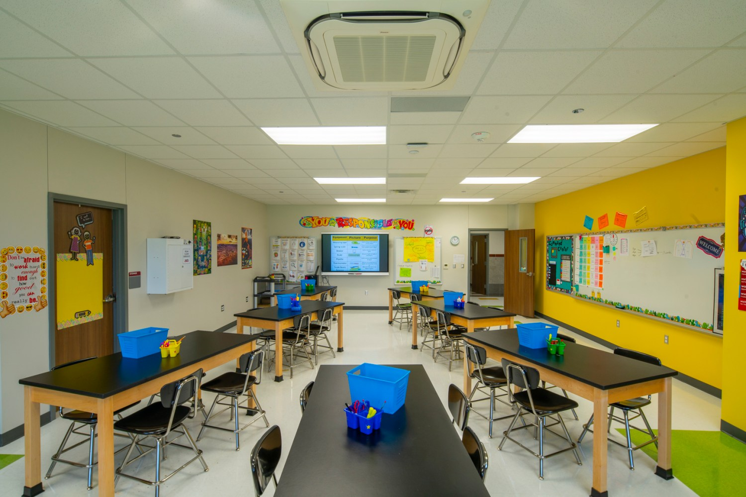 Magnolia Intermediate School - Classroom