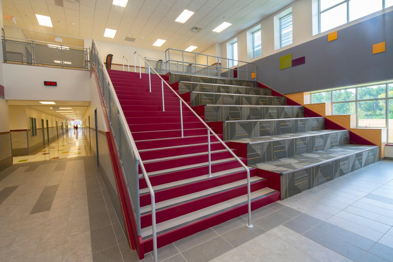 Magnolia Intermediate School - Learning Stairs