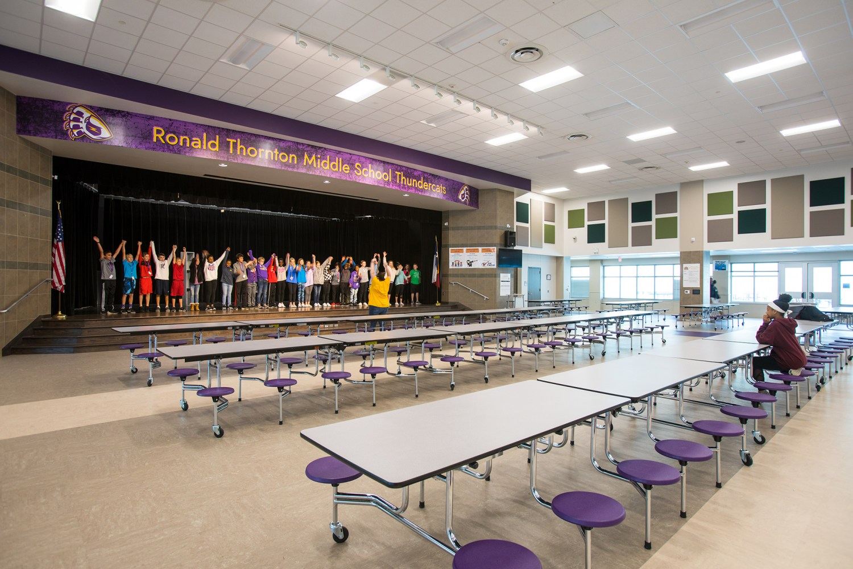 Ronald Thornton Middle School - Multi-purpose room