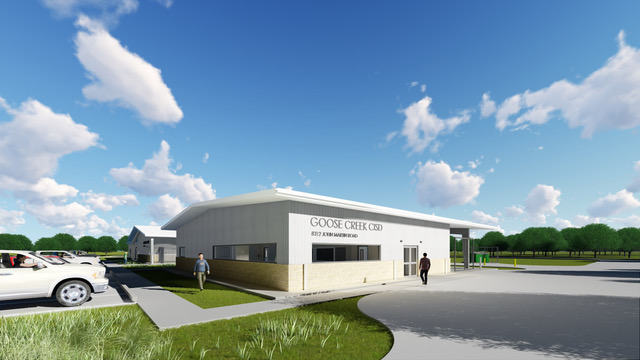 Goose Creek CISD Agriscience Center
