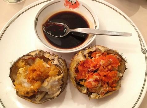 この冬サイコーの上海蟹をいただける!老舗中華のクオリティに感動です!@中国飯店 三田店