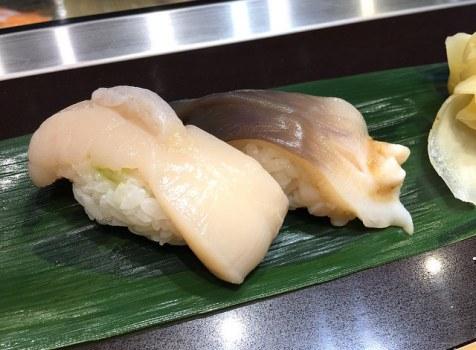 握りは1貫から!さくっと使える大人気のお寿司屋さん。@立食い寿司 根室花まる(銀座)