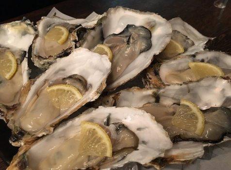 【渋谷】渋谷 牡蠣入レ時@大人エリアでちょうどよく牡蠣と日本酒が楽しめる!