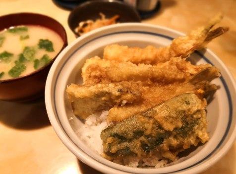 【不動前】てんぷら魚料理 福しま@昔ながらの家庭的な雰囲気と天ぷらでほっとするランチ。