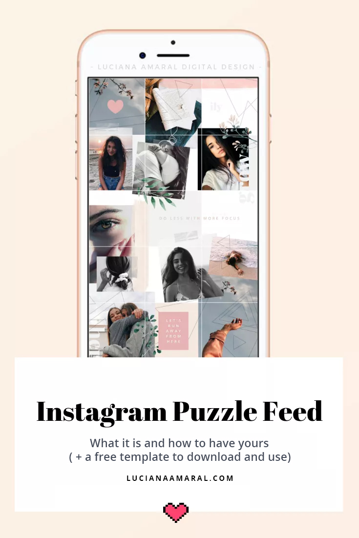 Instagram Puzzle Feed: what is and how to make yours (+ a