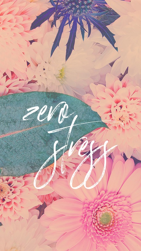 zero stress instagram stories wallpaper papel de parede celular