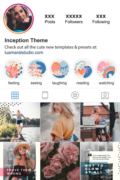 Inception-theme-instagram-social-media-templates-and-highlights