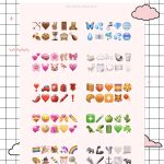 Cute Emoji Combinations To Copy And Paste The Ultimate Collection Lu Amaral Studio