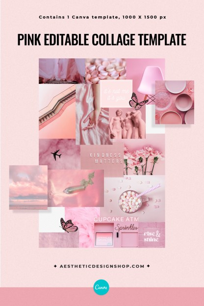 pink-aesthetic-collage-template