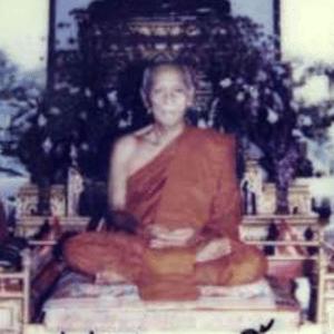 Luang Por Thai Guru Monks