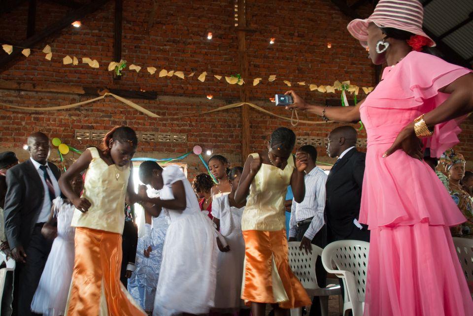 A Congolese Wedding