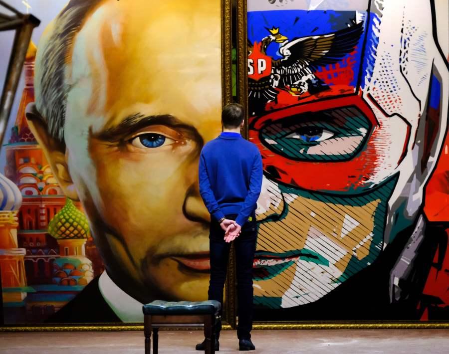 Vladimir Putin: Người hùng và kẻ chuyên chế
