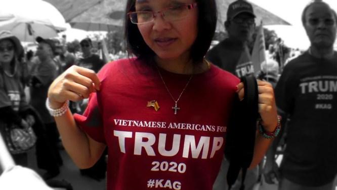 Người Mỹ gốc Việt bỏ phiếu cho ai?   Luật Khoa tạp chí