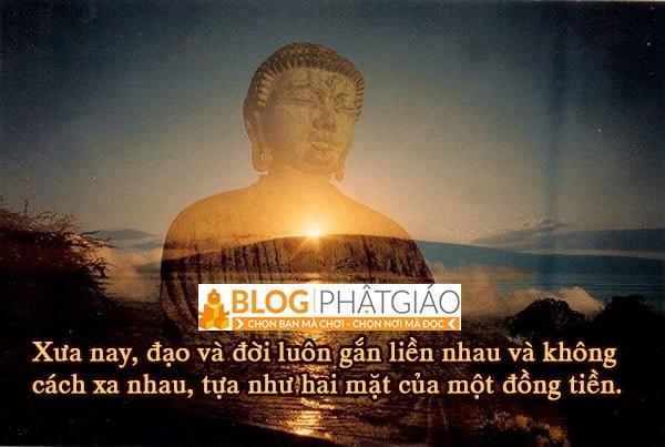 Phật pháp bất ly thế gian pháp 1
