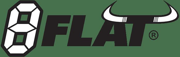 8FLAT Logo
