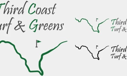 Logo Design for Third Coast Turf & Greens