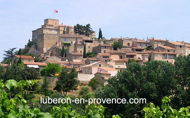 Ansouis Village Du Luberon