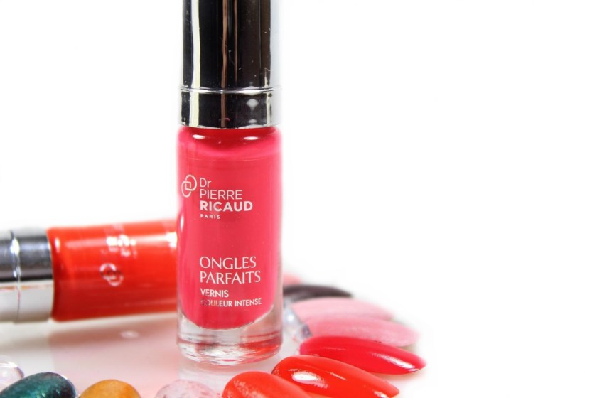 "Dr PIERRE RICAUD Ongles Parfaits - Nagellack ""Pfingstrose"""