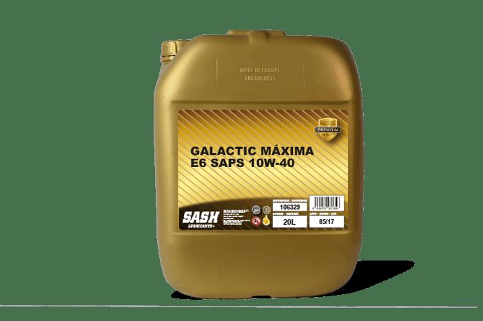 GALACTIC MÁXIMA E6 SAPS 10W-40 Image