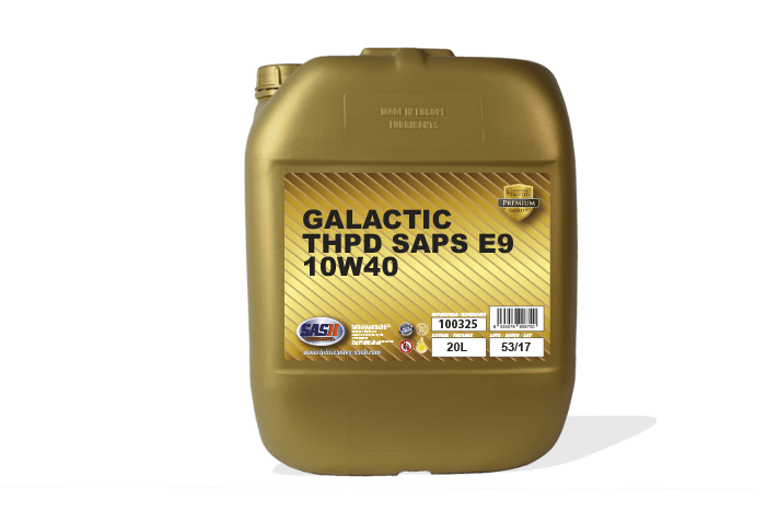 GALACTIC THPD SAPS E9 10W-40 Image