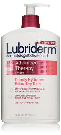 Advanced Therapy Lotion for Extra Dry Skin LUBRIDERM