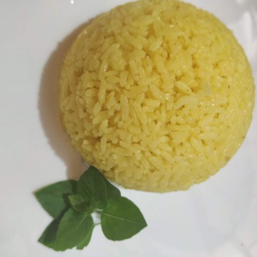 Yellow Butter Rice