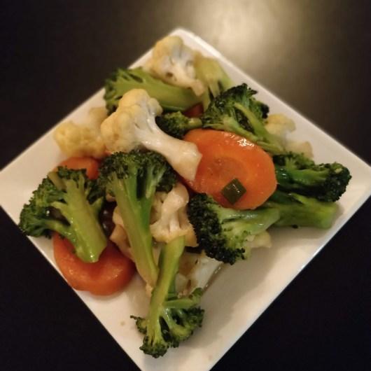 Cauliflower & Broccoli Medley