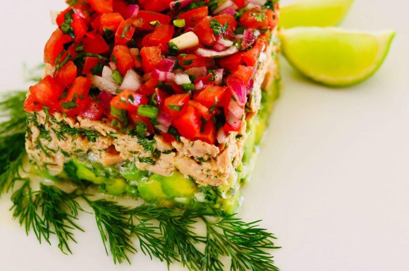 3 in-1-Tuna Salad