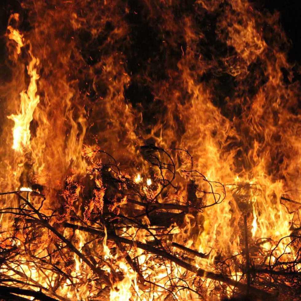 Sant'Antonio e il fuoco
