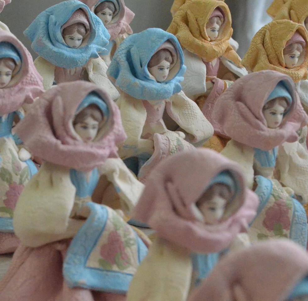 Ceramiche Furcas, ceramiche di Sardegna