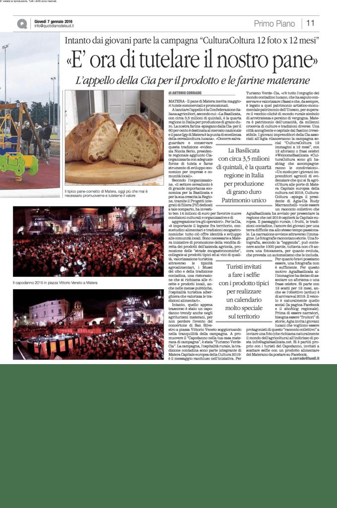 FOTO CIA 07012016_Quotidiano