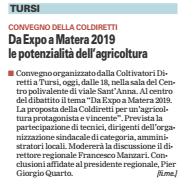 coldiretti gazzetta 01 03 2016