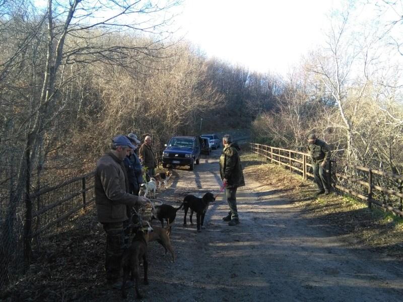 Enci Calendario Prove.Abilitati I Primi 17 Cani Limiere Dalla Regione Basilicata