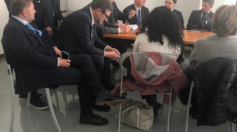 Tempa Rossa, ottenuto impegno di Bardi per due incontri a tutela delle imprese e dei 13 Comuni Lucani