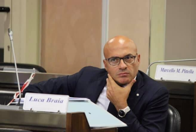 Braia: Ricognizione infrastrutture regionali prioritarie da inviare al  Governo, occasione storica. Mia mozione per chiedere un Consiglio Regionale  dedicato. - Luca Braia