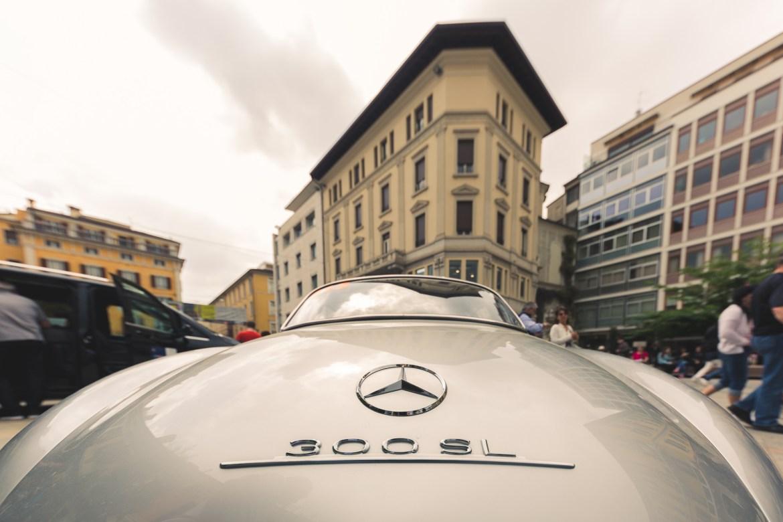 1000 Miglia 2018 – Mercedes Benz Italia