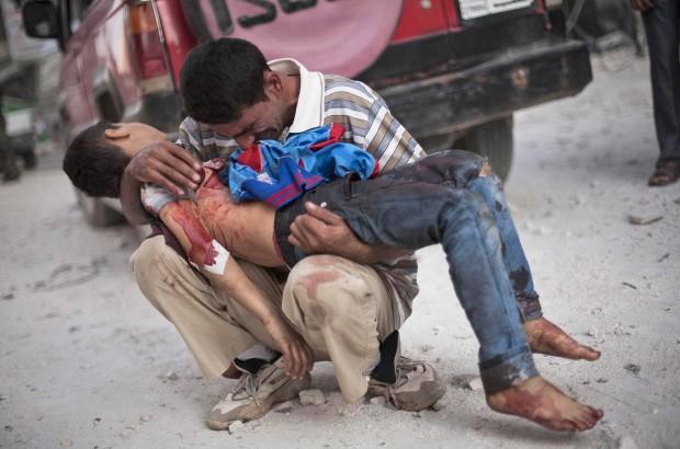 Destruction Comes to Aleppo