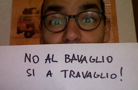bavaglio post-it